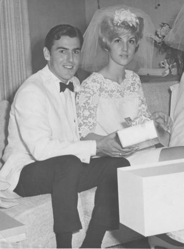 Steve & Dee Dee – wedding reception