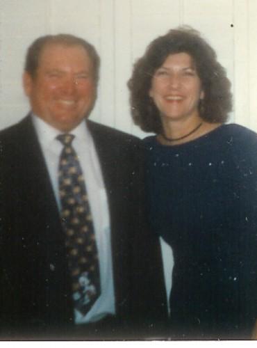 Ron & Dee Dee – HS reunion – 1995